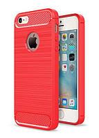 Противоударный чехол Iphone 5 5s SE карбон