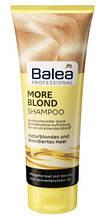 Шампунь Balea Professional для осветленного и натурального блонда 250 мл