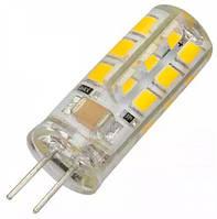 Лампа LED LEDEX 2W 3000K G4 220v