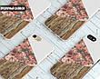 Силиконовый чехол для Meizu M6 Note Цветы, геометрия (21032-3011), фото 6