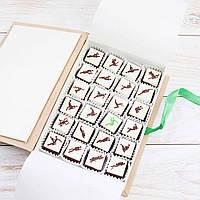 """Подарочный набор конфет """"Камасутра с мятой"""" элитное сырье. Размер: 190х131х36мм, вес 230гр, фото 1"""