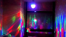 Вращающаяся диско лампа, фото 3
