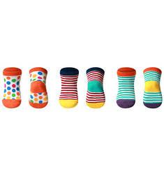 Носки BabyOno Полоска, для новорожденных, хлопок, 3 шт. (572/03)