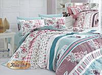 """Хлопковое постельное бельё """"Марго"""" . Комплект двухспальный."""