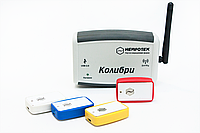 Беспроводная портативная система анализа тремора (треморограф) «Колибри», фото 1