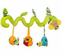 Подвеска-спираль BabyOno Райские птички, 40 см (1395)