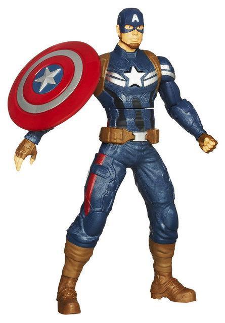 Мовець іграшка Капітан Америка