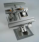 Алюминиевое крепление на одну панель, фото 2