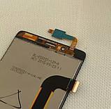 Дисплей+сенсор (модуль) для Elephone P6000 pro чорний, фото 5
