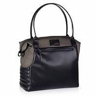 Сумка Cybex Priam Changing Bag Desert Khaki Denim Black, хаки