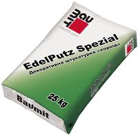 Мінеральна штукатурка БАРАНЕЦЬ BAUMIT Edelputz Spezial White 1.5К 25кг