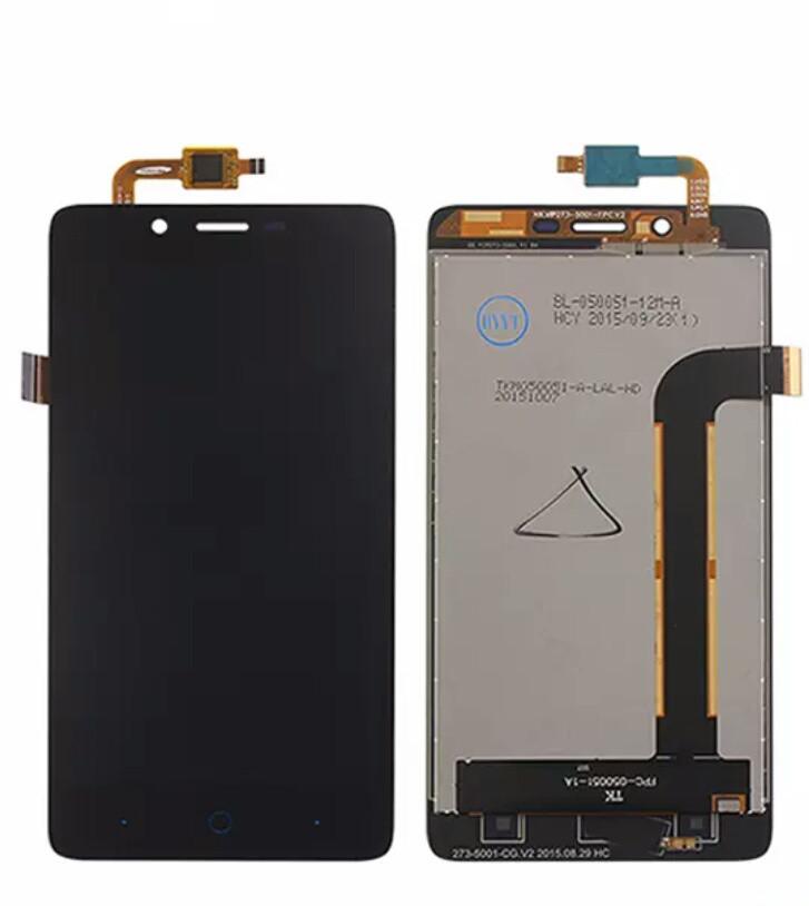Дисплей+сенсор (модуль) для Elephone P6000 pro чорний