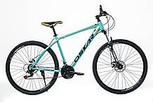 "Велосипед OSKAR 29""-1616 ST голубой"