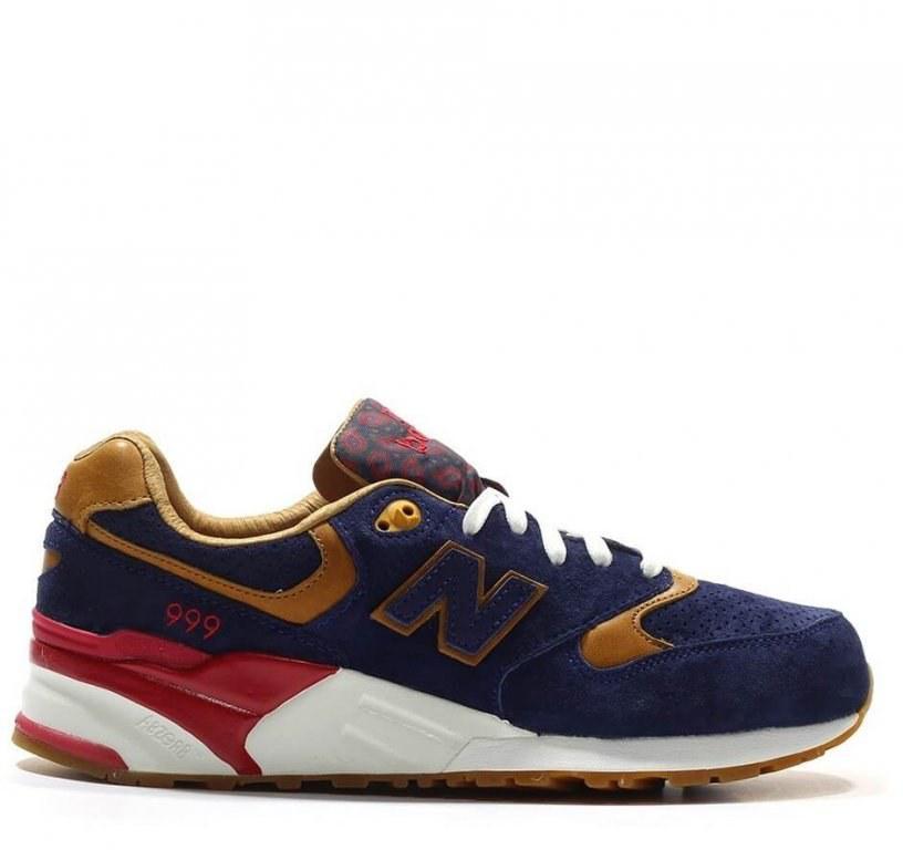 "premium selection 11505 b6208 Мужские кроссовки Sneaker Politics x New Balance 999 ""Case 999"" Арт. 1014  реплика"
