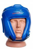 Боксерский шлем PowerPlay 3045 Blue