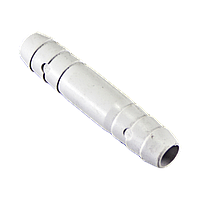 Соединитель штуцер-штуцер 11 мм. ( СС-01 ) пластик