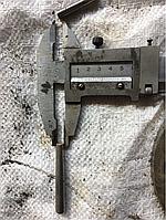 Штифт конусный 9,75-7,25, фото 1