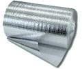 Полотно ППЭ фольгированное самоклеящееся 10мм