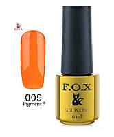 FOX GOLD PIGMENT 009 6ML