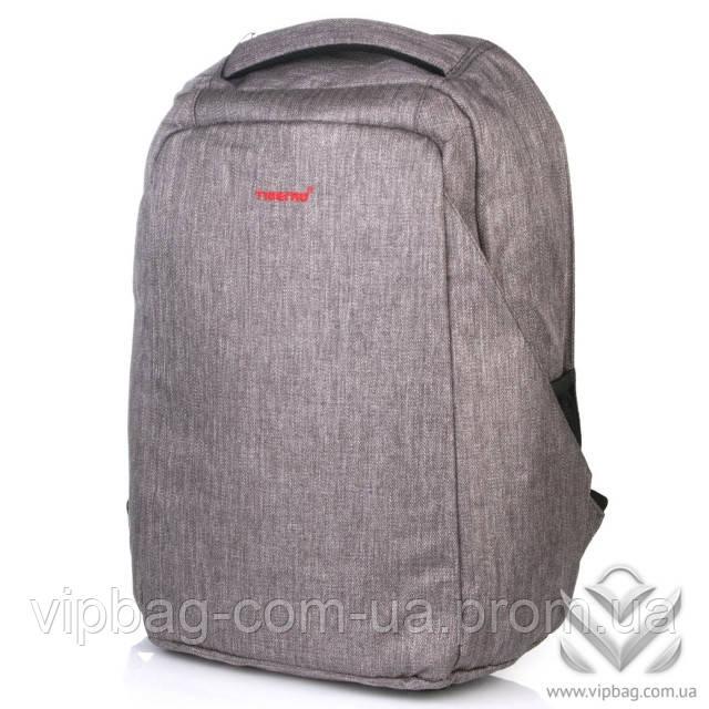 8fbacd227dda Городской рюкзак TIGERNU Т-В3237 USB Grey 15.6