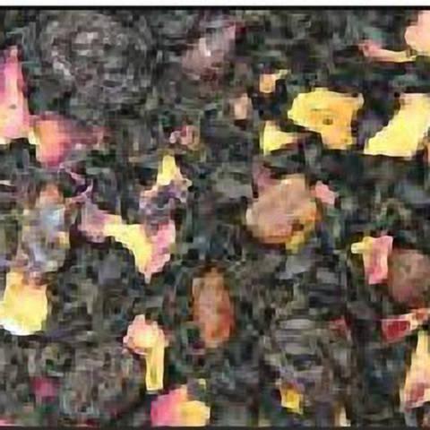 """Чорний ароматизований чай """"Чорний асаї"""""""