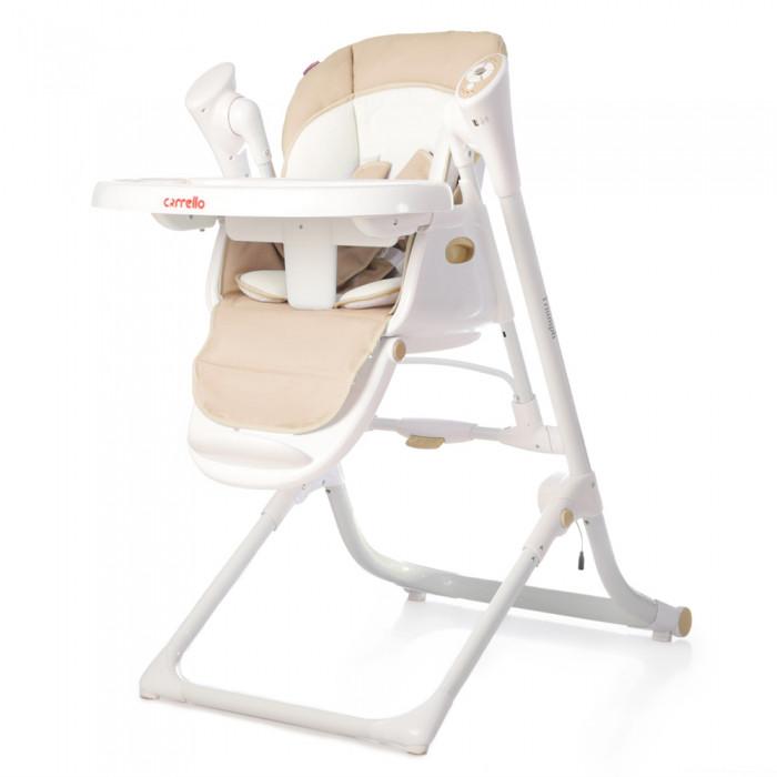 Детский стульчик-качели для кормления 3 в 1 CARRELLO Triumph CRL-10302