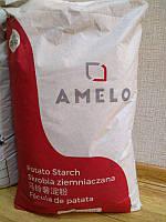 Крахмал картофельный  Amelo