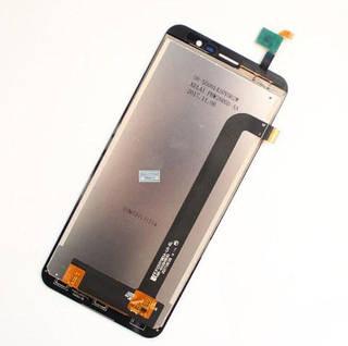 Дисплей + Тачскрин Homtom S16 Black