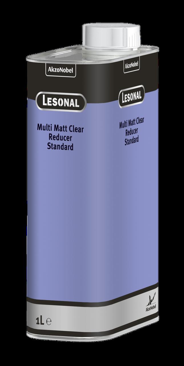Растворитель Lesonal Multi Matt Clear Reducer STD 1л