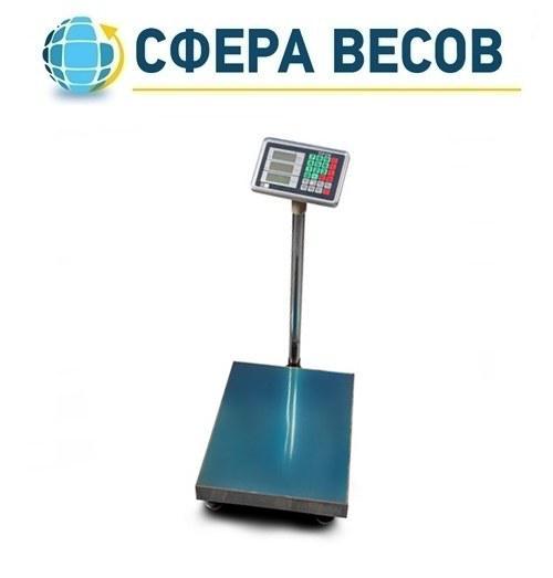 Весы товарные (торговые) ПРОК ВТ-300 (300 кг, 450*600)