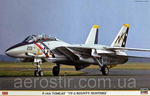 F-14A TOMCAT VF-2 BOUNTY HUNTERS 1/48  Hasegawa 09797