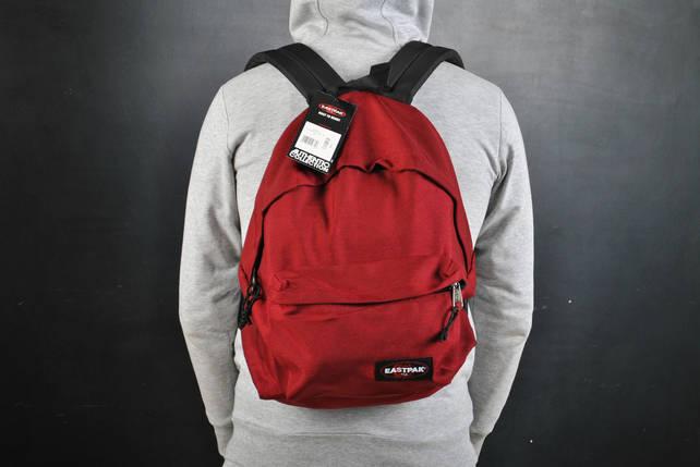 Рюкзак реплика Eastpak Padded бордовый, фото 2