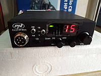 PNI Escort HP 8024 ASQ, 10 Вт, 12/24 В, Си-Би радиостанция