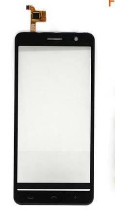 Тачскрин сеннсор  Homtom S12 Black
