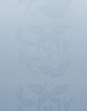 Стеклообои Бабочки. Wellton Decor