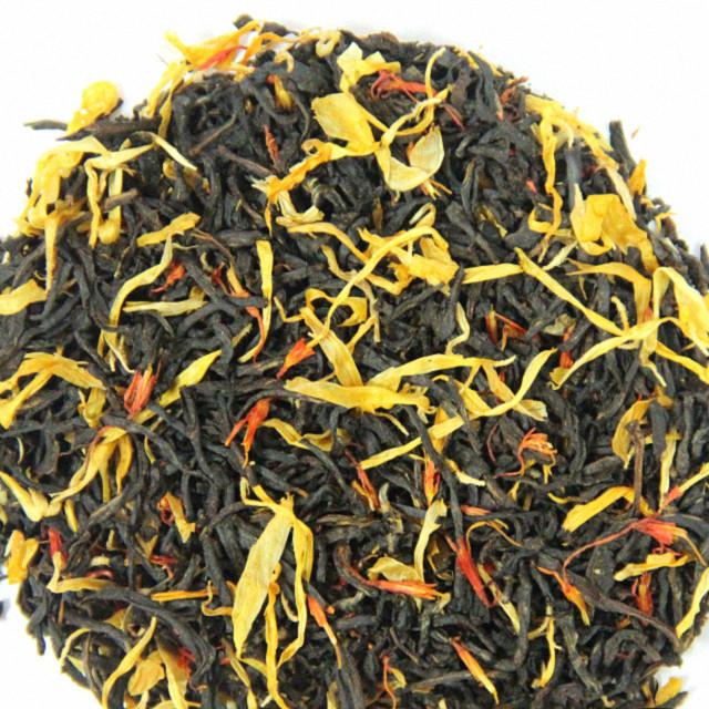 "Чорний ароматизований чай ""Кленовий сироп"""