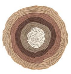 Турецкая пряжа Alize Superlana Maxi Long Batik для ручного вязания полушерсть №6770
