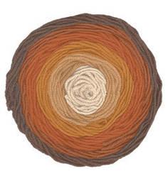 Турецкая пряжа Alize Superlana Maxi Long Batik для ручного вязания полушерсть №6771