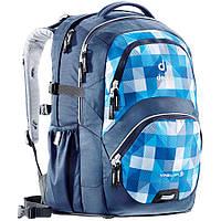Рюкзак DEUTER Ypsilon 80223 (3016 blue arrowcheck) (код 239-255261)