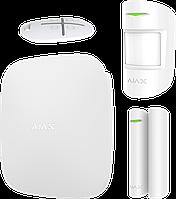 Комплект сигнализации Ajax StarterKit белая