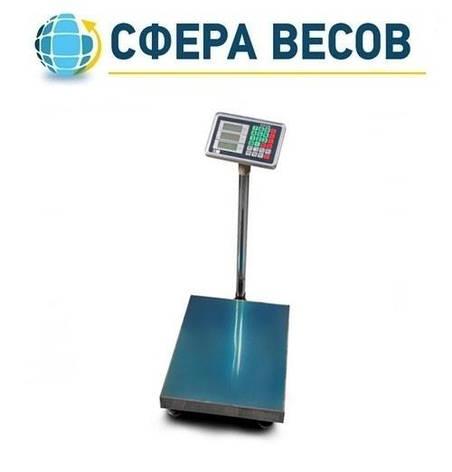 Весы товарные (торговые) ПРОК ВТ-600 (600 кг, 600*800), фото 2