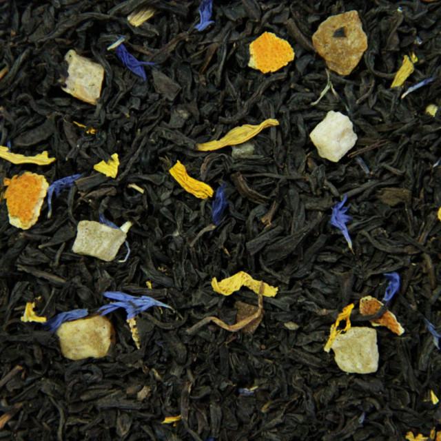 """Чорний ароматизований чай """"Східні казки"""""""
