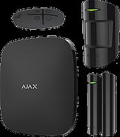 Комплект сигнализации Ajax StarterKit черная