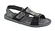Босоніжки Paolla 006(чорний)