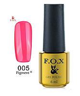 FOX GOLD PIGMENT 005 6ML