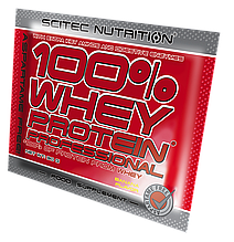 100% Whey Protein Professional Scitec Nutrition 30g