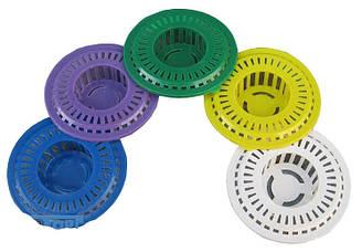 Сеточка в раковину пластмассовая
