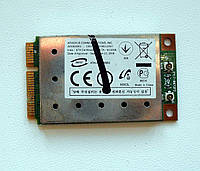 307 Wi-Fi Atheros AR5BXB63 AR5007EG 802.11 b/g Mini PCI-Express 54 Mbps модуль для ноутбука