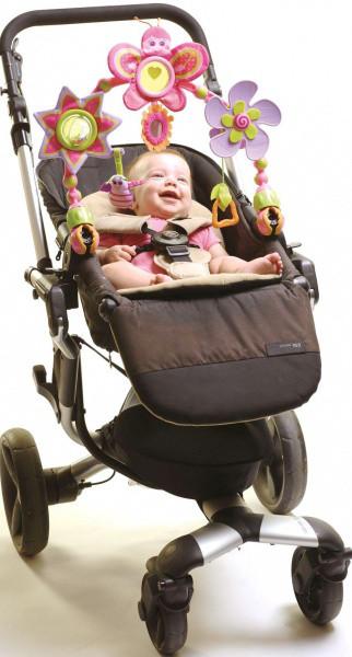Дуга развивающая для коляски и автокресла Tiny Love Крошка Бетти
