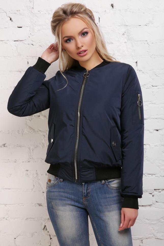 Молодежная куртка Бомбер, размеры 42-50